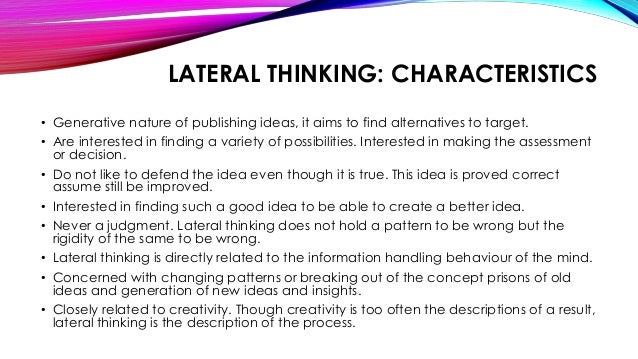 creative and critical thinking definition Creative and critical thinking definition - dissertations, essays & research papers of best quality let the top writers to do your essays for you quality reports at.