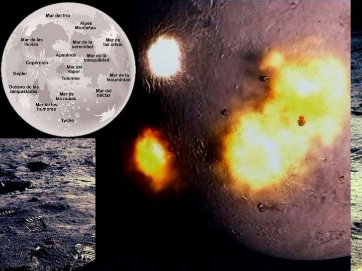 Com no té atmosfera, el cel es veu negre des de la superfície  4. La Lluna i els seus moviments lunar, inclús de dia.Como ...