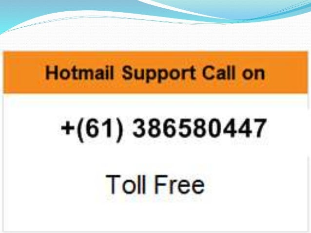 Hotmail Technical Support Number Australia For Instant Solution To Your Problems.