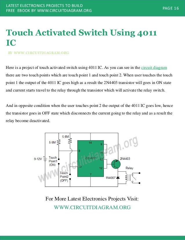 Tremendous Electronics Project Circuit Diagram Pdf Online Wiring Diagram Wiring Cloud Oideiuggs Outletorg