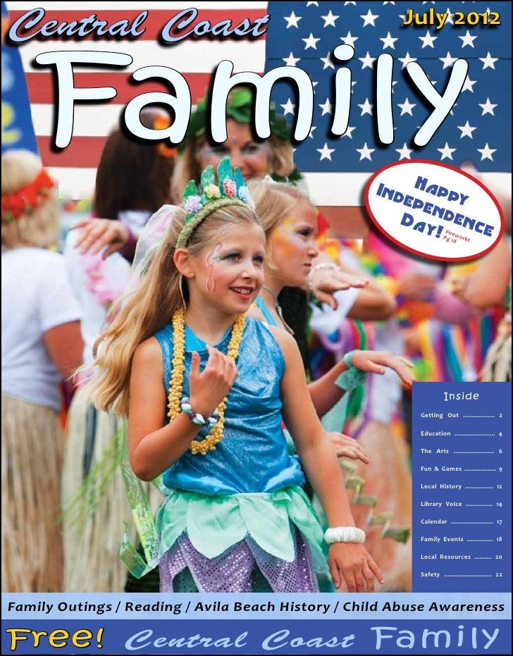 Central Coast                                          July 2012    Family                                                ...