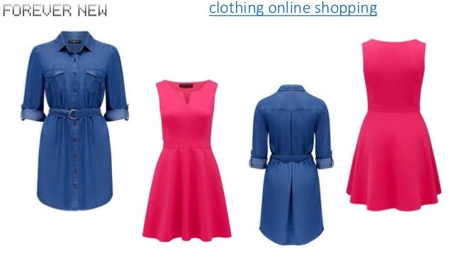 Latest women online shopping