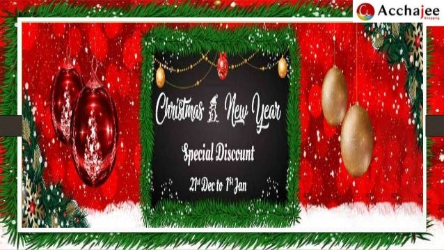 Latest Deals, Offers and Gifts for Christmas and New Year Shopping - …