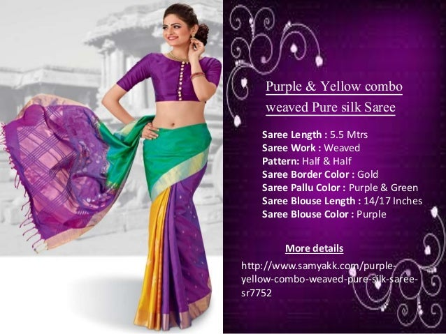 d0bbd2048ea425 Latest designs of pure silk sarees
