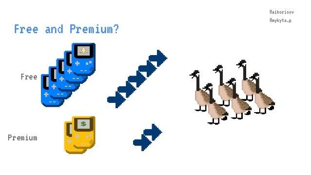 @aiborisov @mykyta_p $ Free and Premium? Free Premium $