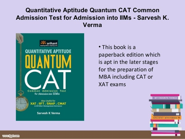 Quantum Cat by Sarvesh K. Verma Book Review For SSC Exam