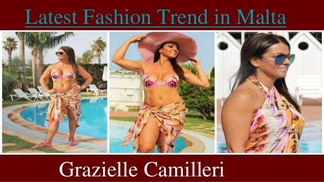 Latest Fashion Trend in Malta Grazielle Camilleri