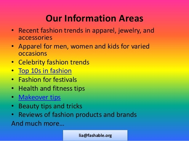 Explore latest fashion trends and get beauty makeup tips at fashable Fashion makeup and style tips