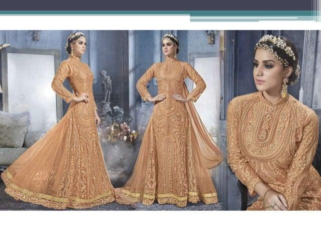 2017 Latest Designer Dresses New Patterns For Women Girls Indian F