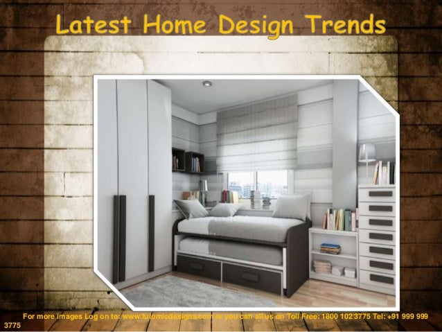 Latest luxury home design trends - Latest home design trends ...