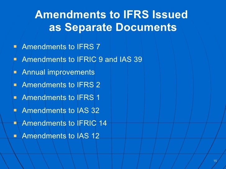 ifric 14 To address this, the board has proposed targeted amendments to ias 19 and  ifric 14 on two issues: − determining an entity's right to a refund.