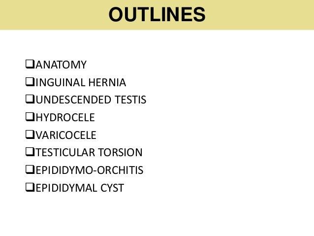 Inguinalscrotal Disease Slide 2