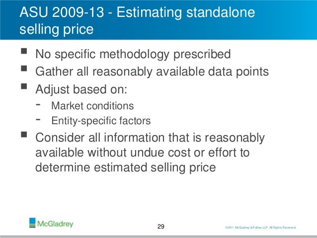 Vendor Specific Objective Evidence [VSOE] Law and Legal Definition