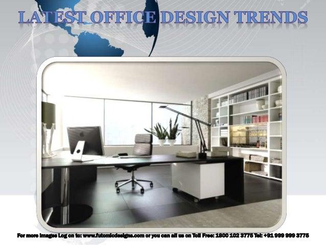 Latest Office Design Trends