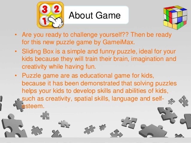 • Are you ready to challenge yourself?? Then be ready for this new puzzle game by GameiMax. • Sliding Box is a simple and ...