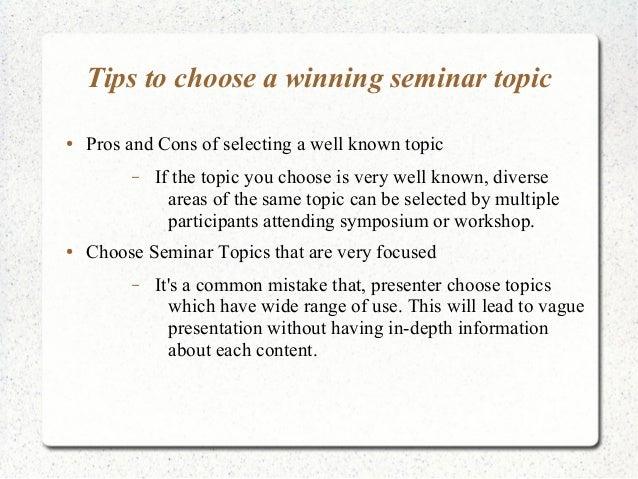 latest seminar topics for engineering mca msc students 3