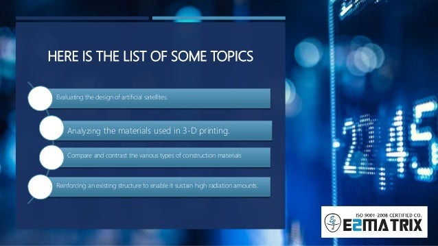 Undergraduate thesis topics for mechanical engineering