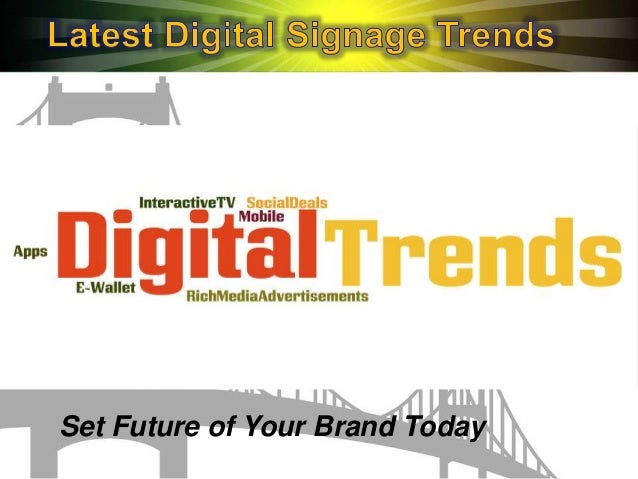 Set Future of Your Brand Today