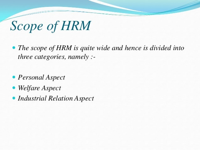 current trends in human resource management Assessment of the state of human resource management in the public service i ii foreword the quality of human resources is a critical factor in the capacity of the.