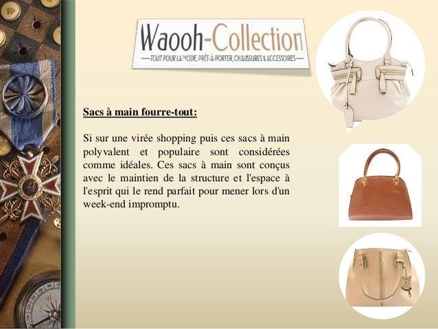 Sacs à main fourre-tout: Si sur une virée shopping puis ces sacs à main polyvalent et populaire sont considérées comme idé...
