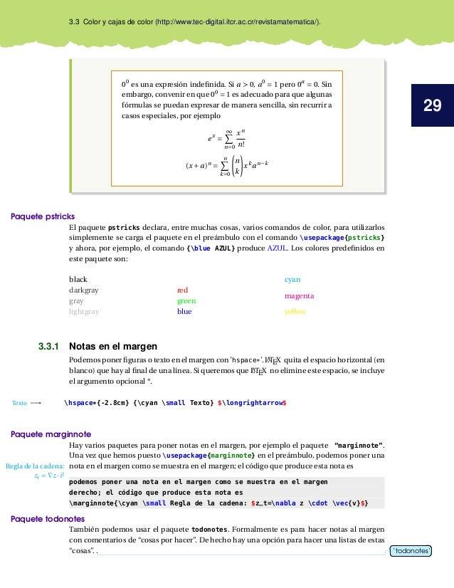 La tex edicion de textos cientificos latex