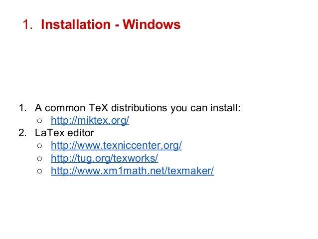 Unix latex bibtex commands