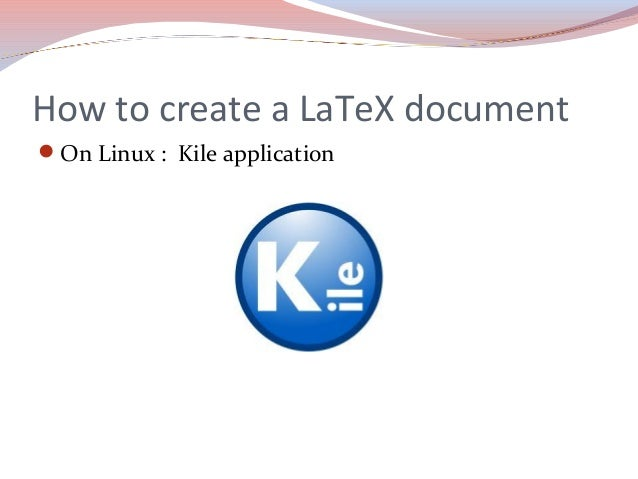 Latex Workshop Installing Latex Editor In Windows