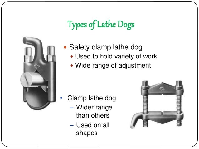 lathe dog. precision turning; 55. types of lathe dogs dog