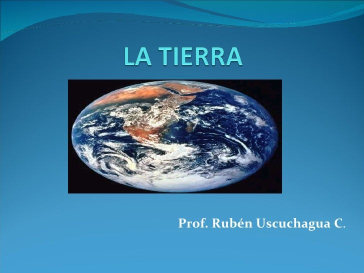 Prof. Rubén Uscuchagua C .