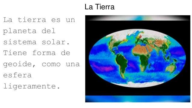 La tierra. Lurra. EPA Mungia Slide 2