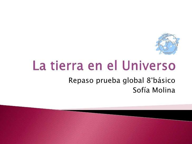 Repaso prueba global 8°básico                 Sofía Molina