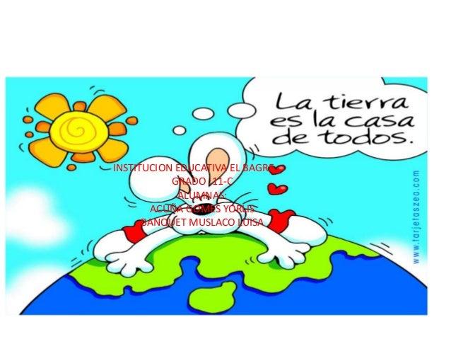 La tierra le habla en muchos idiomas luisa banquet Slide 3