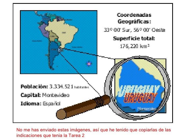 Solar For America >> La Tierra y el Uruguay