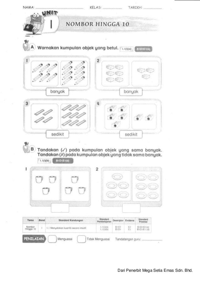 Soalan Latihan Topikal Matematik Tahun 6 Selangor J