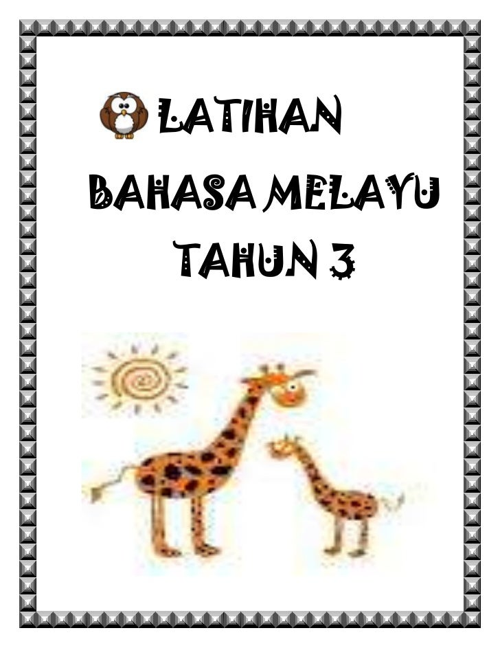 Latihan Bahasa Melayu