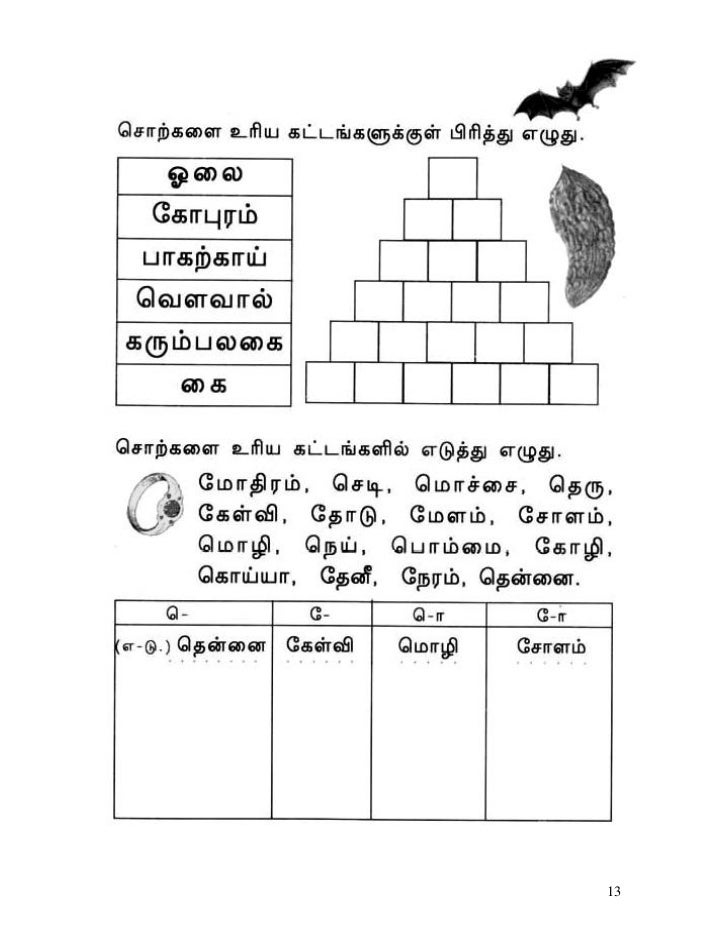 Contoh Karangan Bahasa Tamil - Terbaru 10