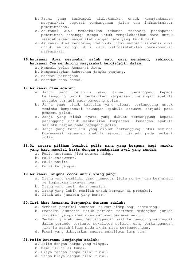 Latihan soal tutorial aaji Slide 3