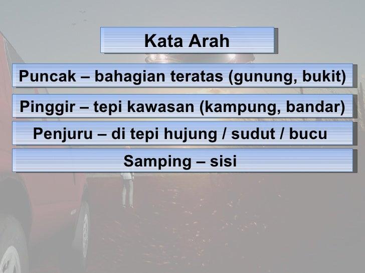 Latihan Topikal Bahasa Melayu UPSR SJK set11  Slide 3