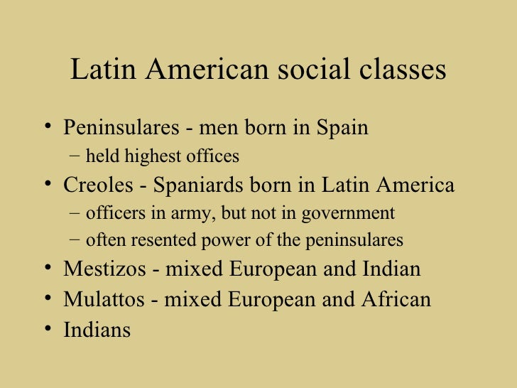 latin america revolution essay Start studying causes of latin american revolutions learn vocabulary, terms -educated in europe and the us during the enlightenment and the revolution.