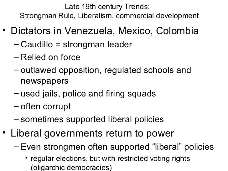 was liberalism good for latin america 60 hard truths about liberals for those of you who do not know, especially young people, i am compelled to inform you of the generally un-known truth that the word liberal has a proud heritage and was originally a word that described men who were the political opposites of modern liberals.