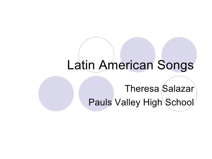 pauls valley latin singles Concerts in pauls valley june 2018 [updated daily] comprehensive list of pauls valley concerts plus free personalized alerts for concerts in pauls valley, ok.