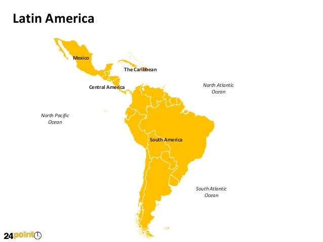 North South America Map 3d - Free Usa Maps on