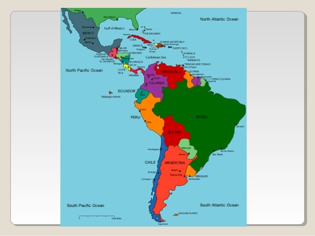 Latin America Name That Country An intro