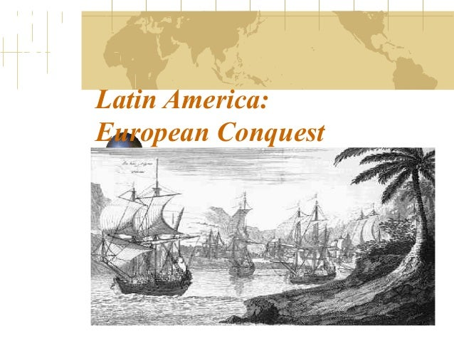 "the spiritual conquest latin america To call the massacres in the americas a conquest would be to put the ""gentle  indians""  for conquest and colonization: the real or feigned concerns for the  spiritual,  in the latin american revolutions and wars of independence (1809- 1829."
