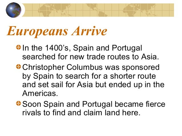 why europe conquered the americas and The conquest and colonization of latin america  gold and silver from the americas were shipped to spain, making it the strongest power in europe in the 16th century conquered lands in.