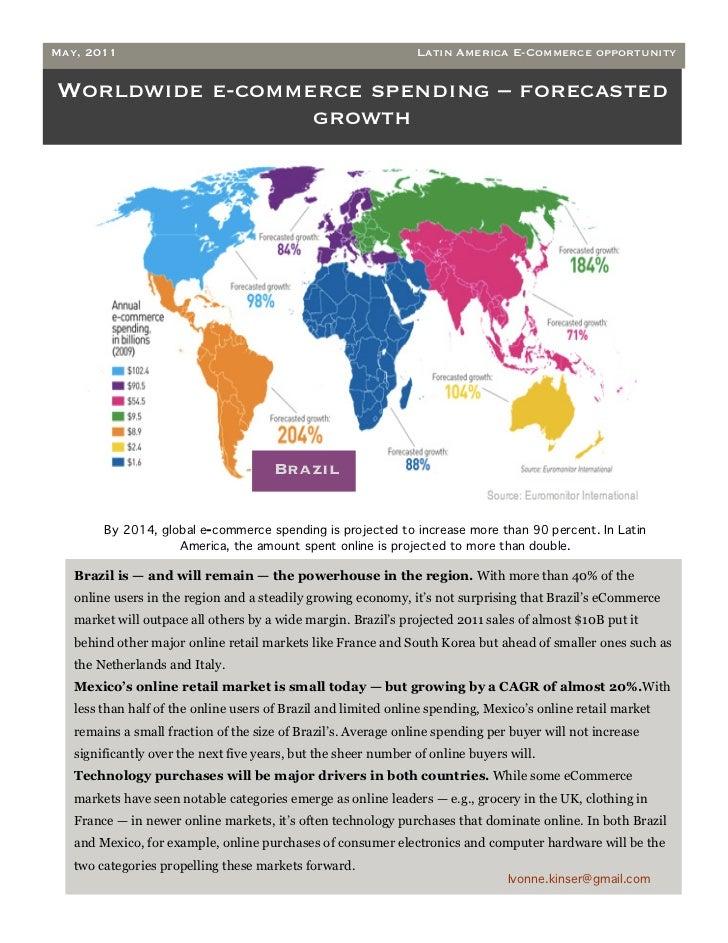 Major latin american e-commerce