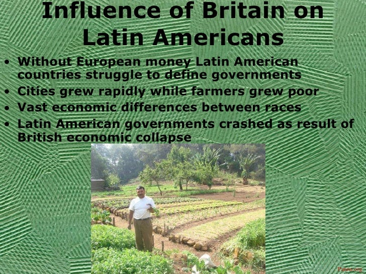 philosophies of latin america Study questions: ch 30-32  compare and contrast the philosophies of metternich and bismark  latin america was more diverse and there was never a real.