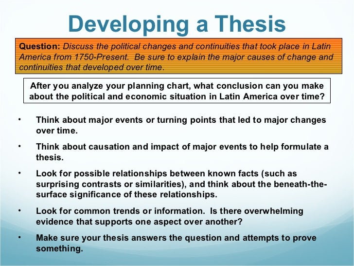 thesis formulator Thesis format looking for a world-class essay writing service we offer every type of essay service for a wide variety of topics.