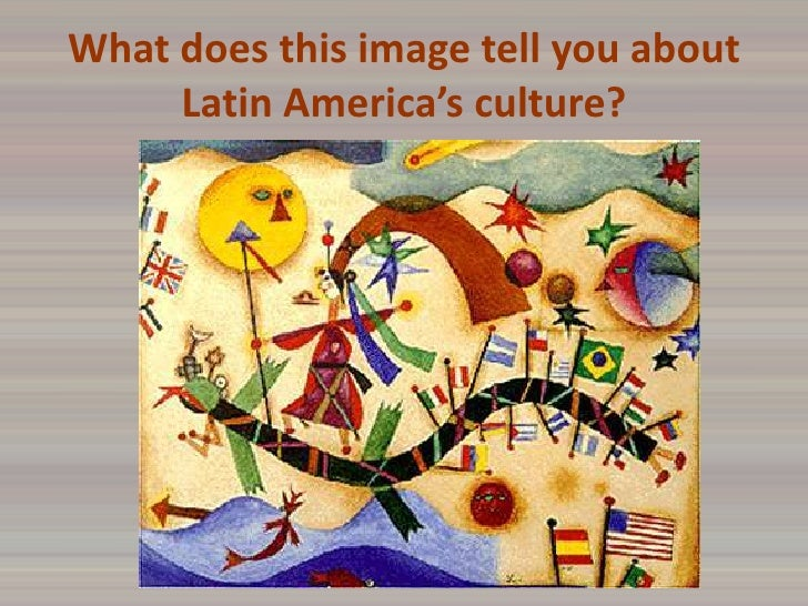 "an overview of the latin american culture in the house of spirits Religion in latin america the remainder of this overview explains the major findings in andrew 2007 ""competitive spirits: latin america's new."