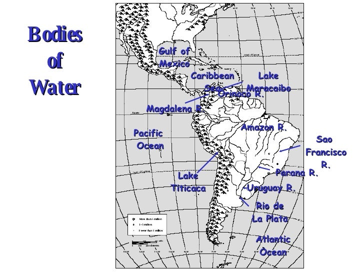 United States Bodies Of Water Map United States History Map Flag